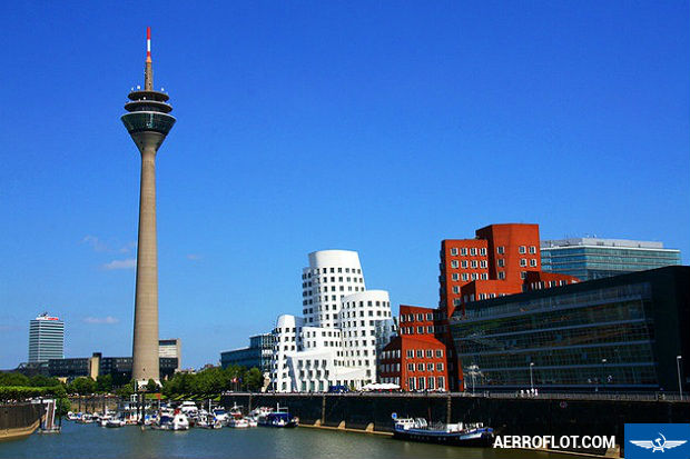 ve may bay di dusseldorf