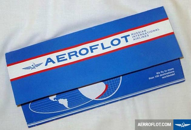 Tìm hiểu các hạng vé máy bay Aeroflot