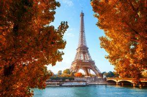 Vé máy bay giá rẻ khởi hành từ Thành phố Hồ Chí Minh đi Paris
