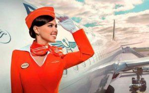 Quy định hoàn, đổi vé máy bay Aeroflot 2019