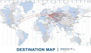 Lịch Bay của Aeroflot   Cập Nhật Chi Tiết