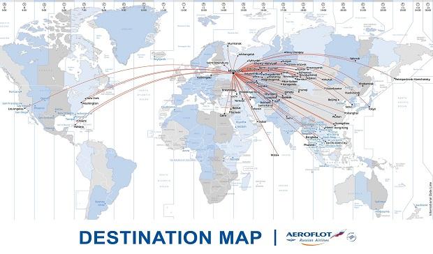 Lịch Bay của Aeroflot | Cập Nhật Chi Tiết