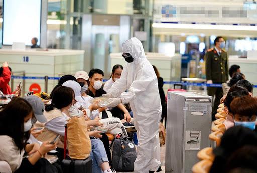 chuyến bay về Việt nam