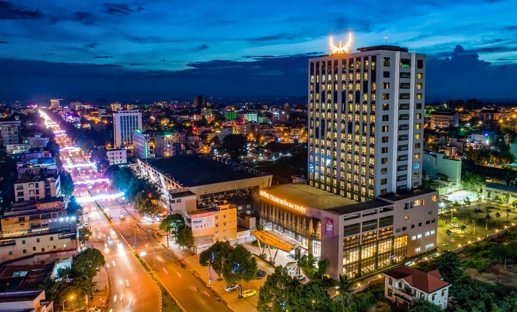 Kinh nghiệm nghỉ dưỡng tại khách sạn Mường Thanh Buôn Mê Thuột