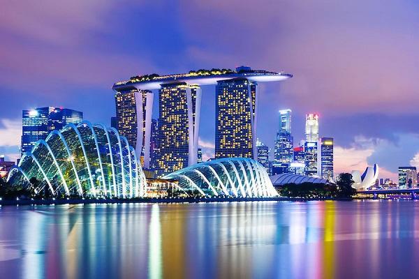 Đại lý Vietnam Airlines bán vé máy bay đi Singapore chỉ 350k