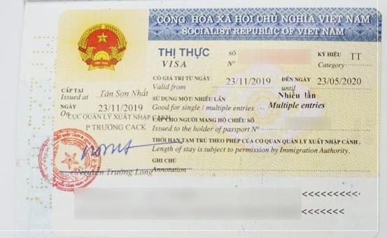 Điều kiện gia hạn visa thăm thân cho người nước ngoài