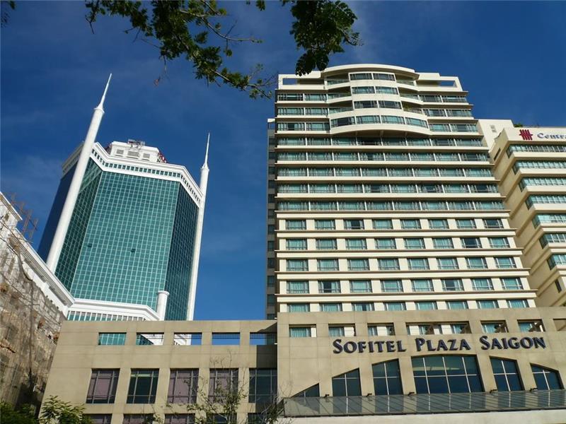 Sofitel Sài Gòn Plaza - Đặt phòng khách sạn giá rẻ nhất