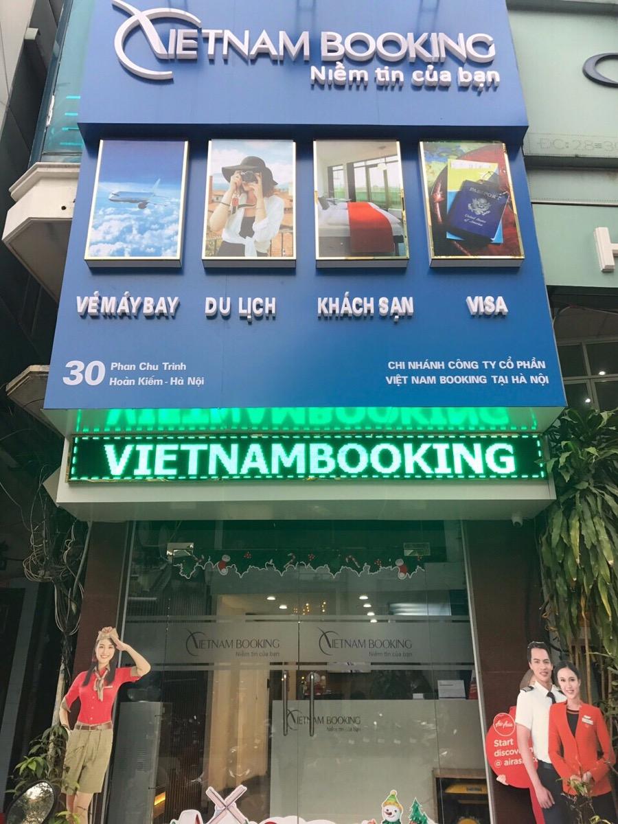 Đại lý bán vé máy bay tại Hà Nội