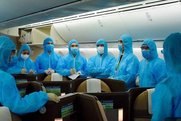 Vé máy bay từ Dubai về Việt Nam, có lịch bay hàng tháng
