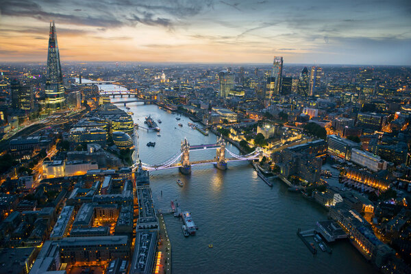 Đi London