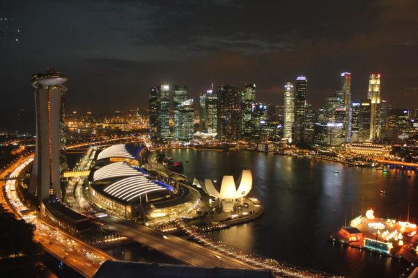 vé máy bay từ việt nam đi singapore giá thấp
