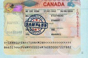 Dịch Vụ Xin Visa Canada tại Aerroflot nhanh chóng, chính xác