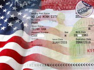 Dịch vụ xin visa đi Mỹ tại TPHCM – Nhận hồ sơ miễn phí