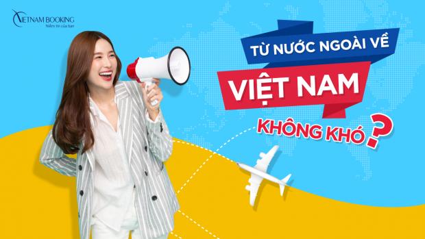 Thông tin chuyến bay từ Na Uy về Việt Nam mới nhất – Tháng 8