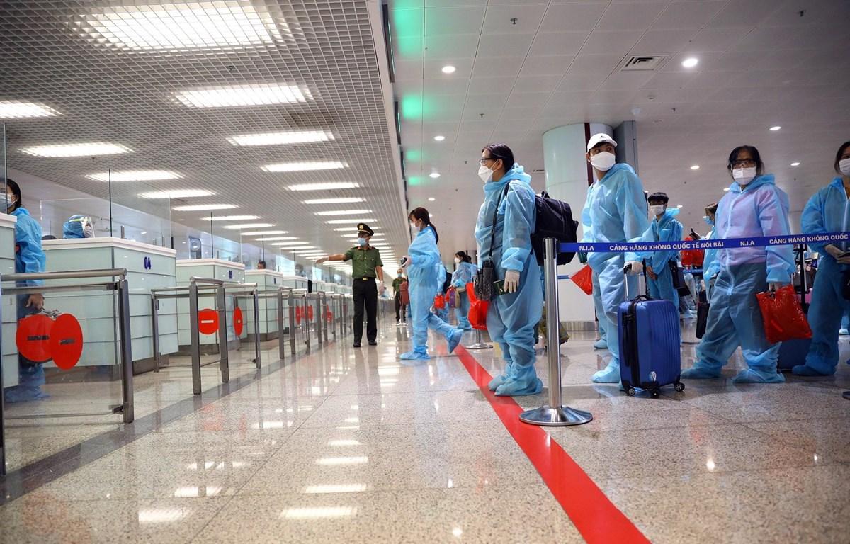 Các đối tượng được phép nhập cảnh Việt Nam và yêu cầu