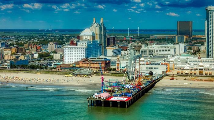 Trải nghiệm Atlantic – Thành phố nghỉ dưỡng nổi tiếng của nước Mỹ
