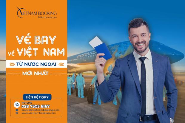 Book vé máy bay từ Estonia về Việt Nam tháng 8 | rẻ nhất 2021