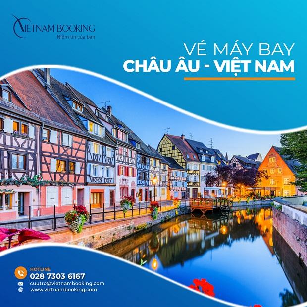 Vé máy bay từ Bỉ về Việt Nam giá rẻ