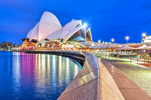 Vé máy bay đi Úc (Australia) 2021
